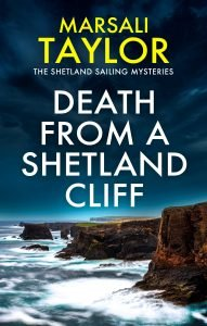 Death from a Shetlend Cliff by Marsali Taylor