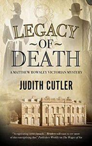 Legacy of Death by Judith Cutler