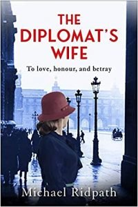 The Diplomats Wife by Michael Ridpath